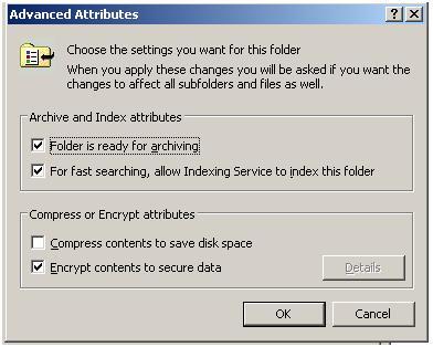 Advanced Attrib