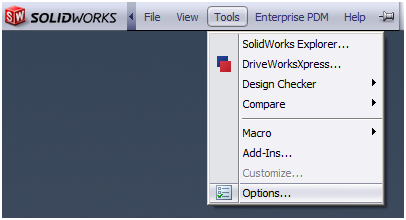 make solidworks files read only