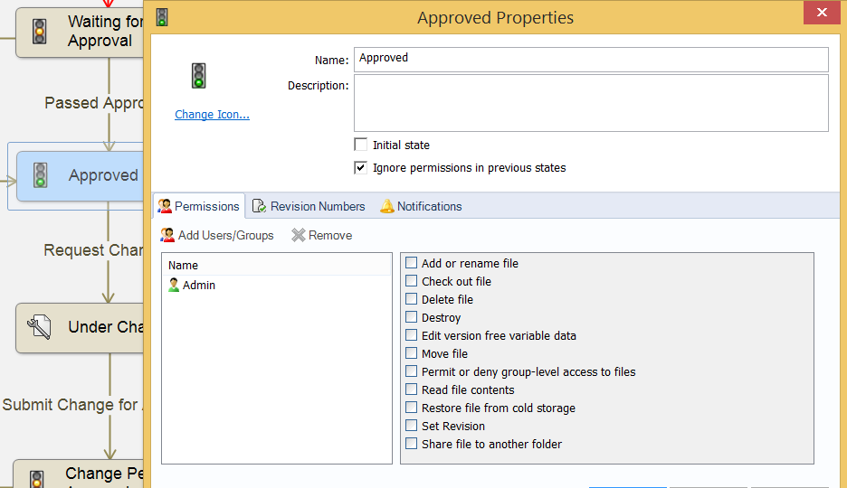 Solidworks PDM Permissions Revisited - InFlow Technology